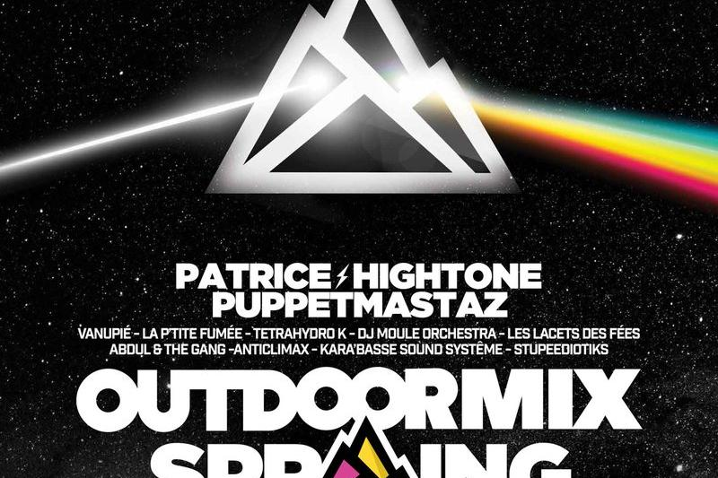 Bientot l'Outdoor Mix 2018